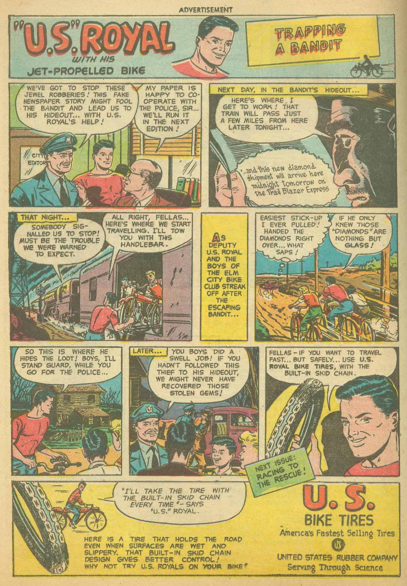 Detective Comics (1937) issue 127 - Page 36