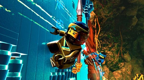 LEGO Ninjago Movie Video Game PC Full Version Screenshot 1