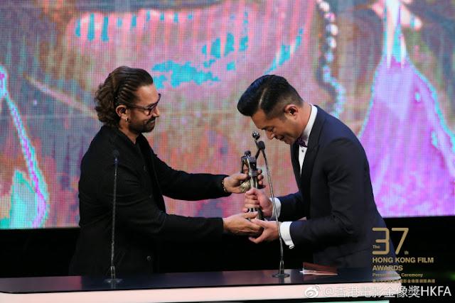 Louis Koo Best Actor Hong Kong Film Awards