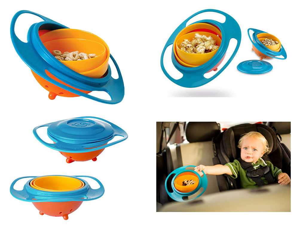 This is an exceptionally smart bowl and perfect for your children.