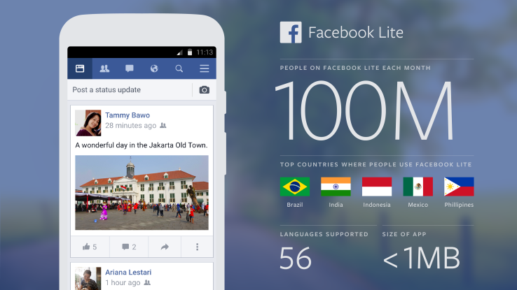 updated version of facebook apk