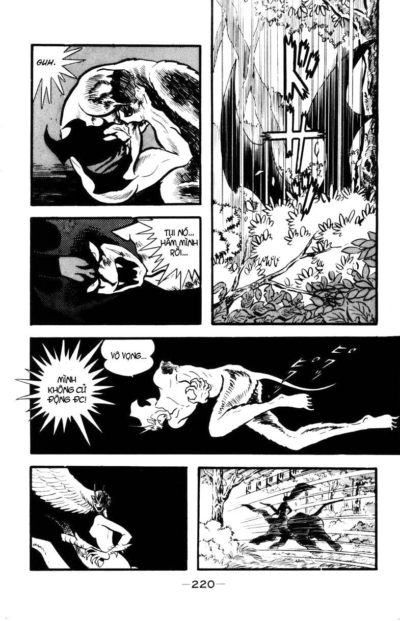 DevilMan chapter 9.2 trang 6