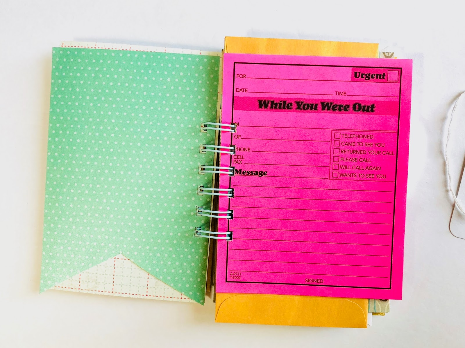#30lists #lists #30 Days of Lists #smashbook #mini album #mini book #mixed media journal #scrapbooking