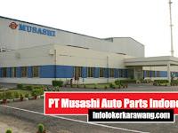 Lowongan Kerja PT Musashi Auto Parts Indonesia Karawang Plant