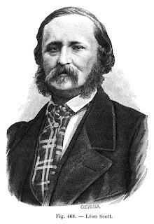 Édouard-Léon Scott de Martinville (1917-1879)