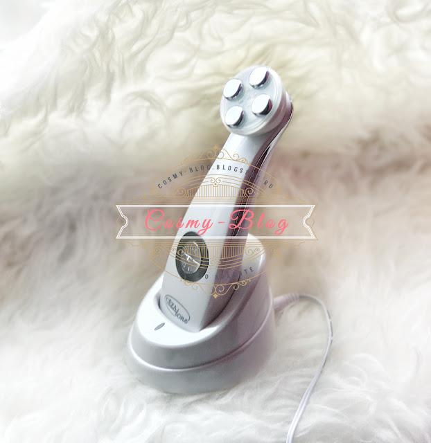 Пробую уход за кожей с аппаратом Gezatone Mezolight M9900