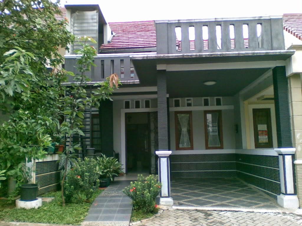 Rumah Minimalis Tampak Depan Pakai Batu Alam Hot Press