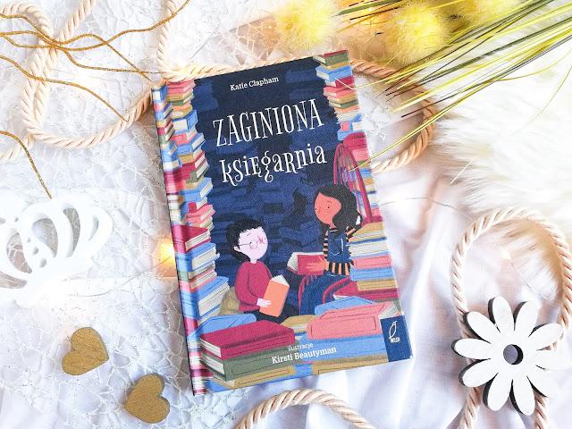 Zaginiona księgarnia | Wydawnictwo WILGA