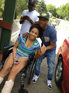 Nigerian Lady Shares Photos Of When Wizkid Visited Her At The Hospital, 6 Years Ago