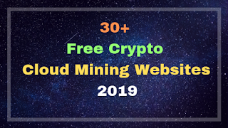 Free Bitcoin Cloud Mining Sites of 2019 with No Deposit