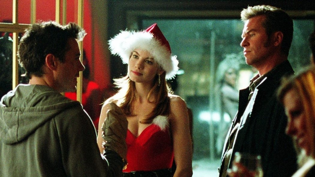 Christmas Kiss 2.Merc With A Movie Blog 25 Days Of Christmas Kiss Kiss Bang