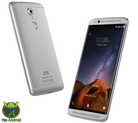 ZTE Axon 7 Mini Dual SIM TD-LTE B2017G Full Specs Datasheet