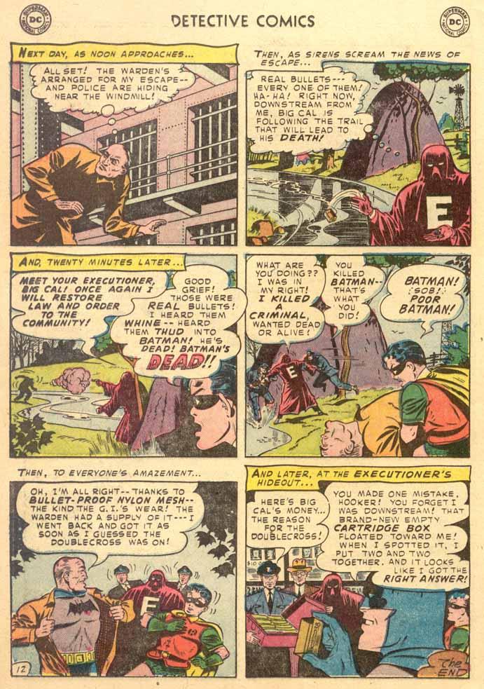 Read online Detective Comics (1937) comic -  Issue #191 - 14