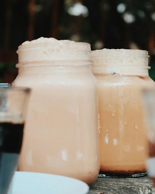 teh tarik paling enak di kopi selasar