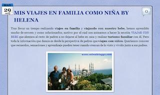 Entrevista en el blog de Paco, Vero y Helia