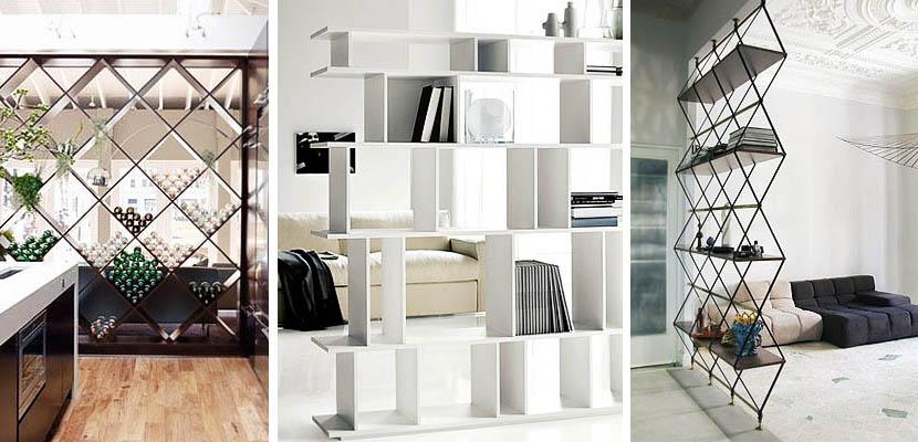 Marzua separadores de ambientes - Separador de espacios ...