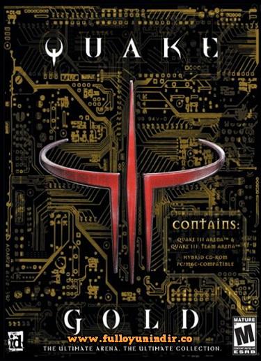 Quake 3 GOLD Rip Tek Link