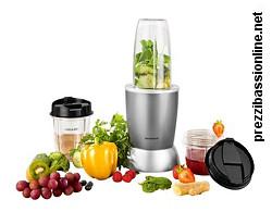 Frullatore nutrition mixer 700w da lidl for Frullatore silvercrest