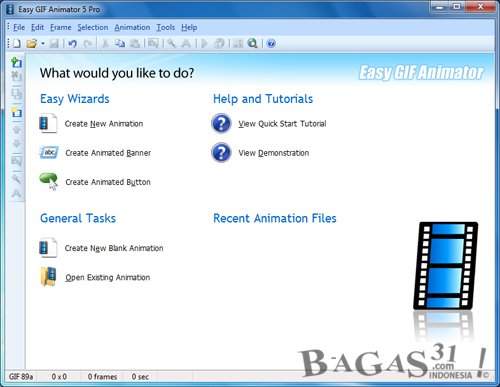Easy GIF Animator Pro 5.02 + Crack 2