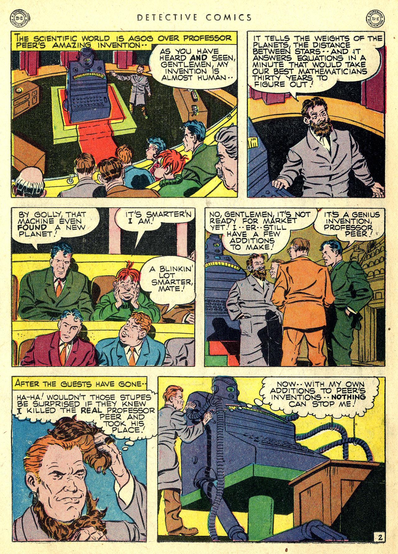 Read online Detective Comics (1937) comic -  Issue #119 - 38