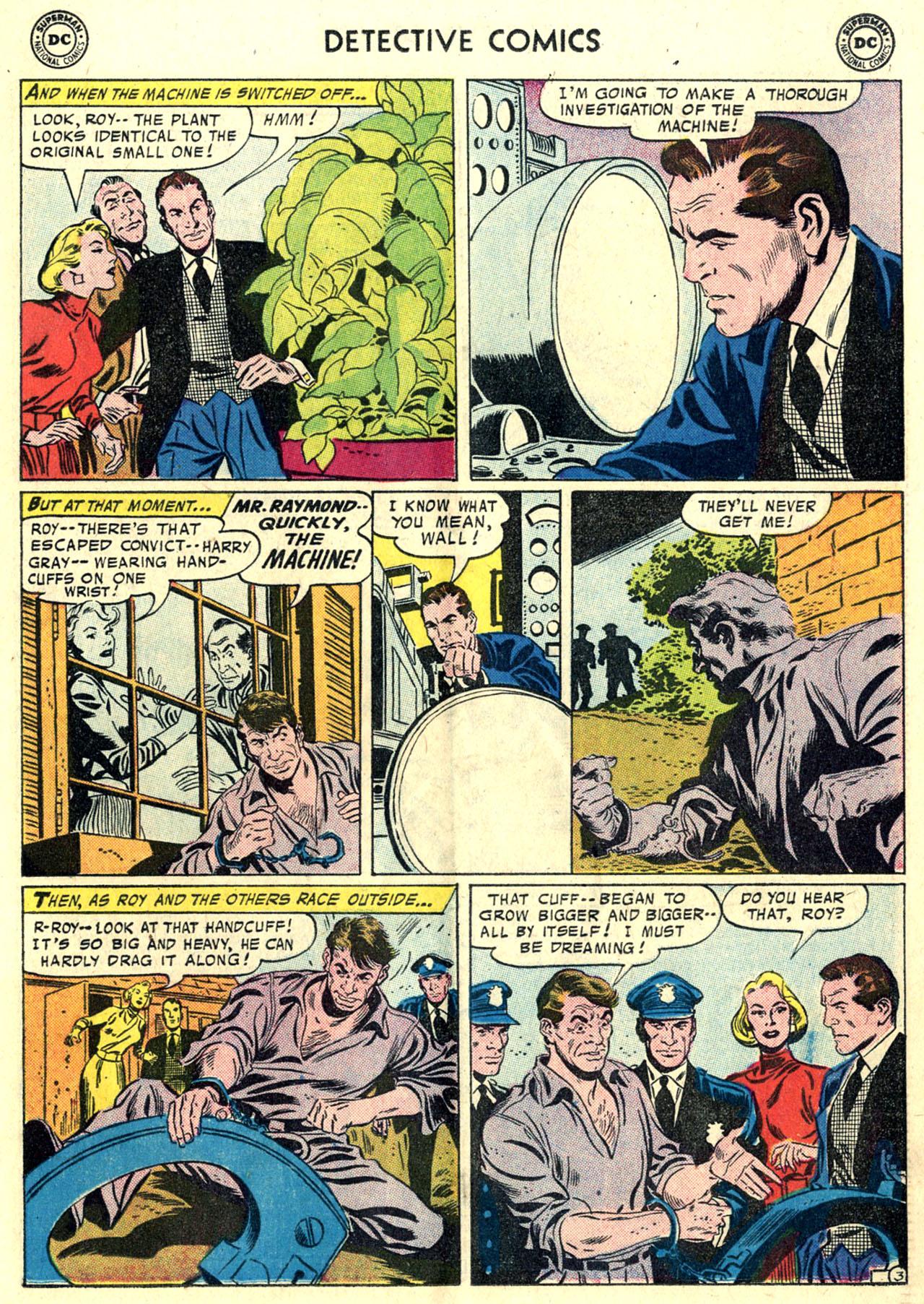 Read online Detective Comics (1937) comic -  Issue #243 - 19