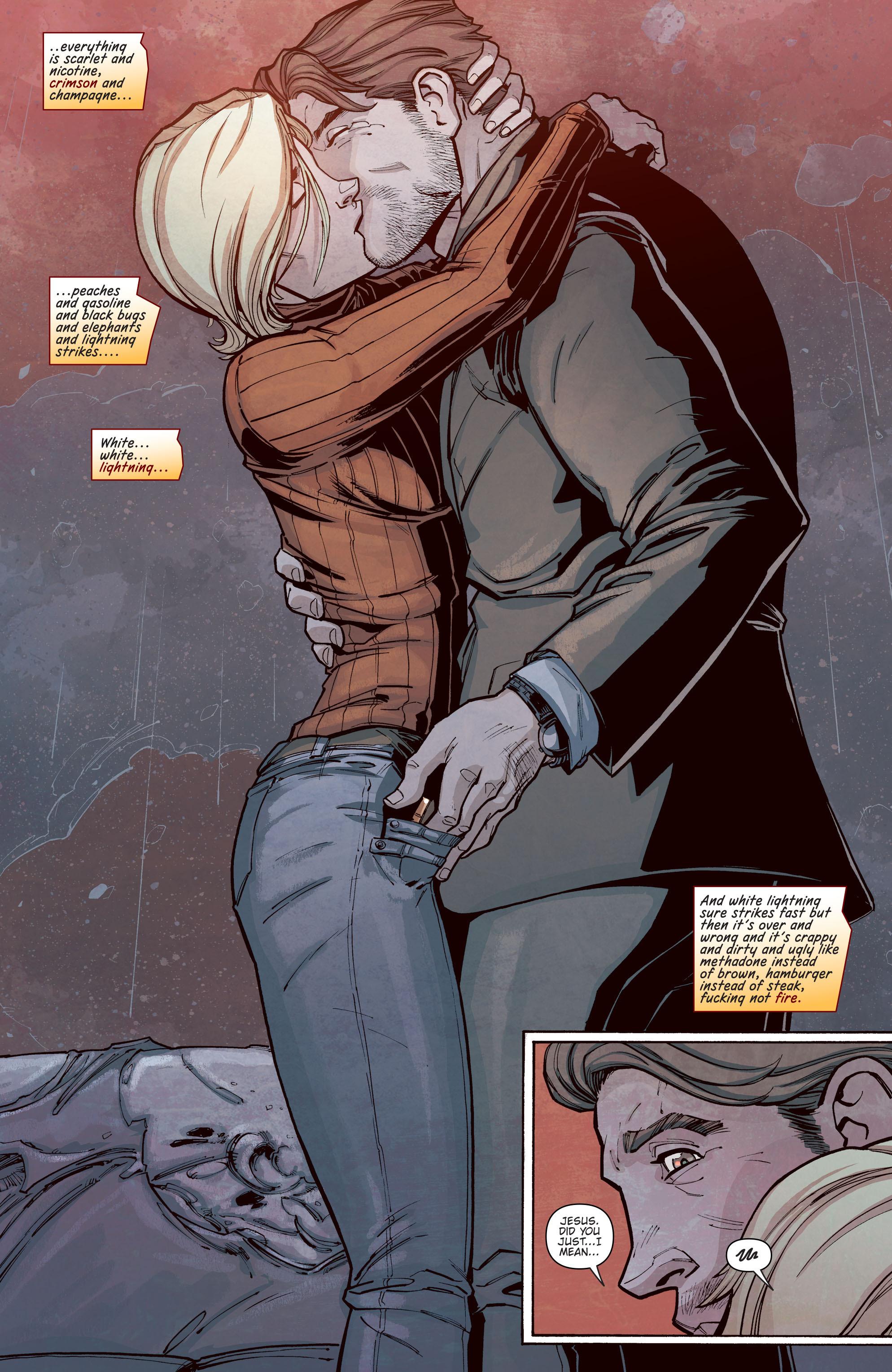 Read online Slash & Burn comic -  Issue #3 - 20