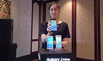 Spesifikasi Samsung Galaxy J Prime