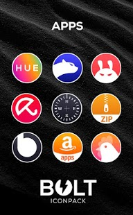 BOLT Icon Pack v1.6 [Patched] APK
