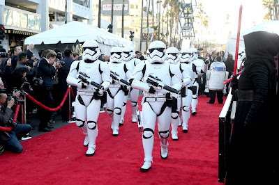 'Star Wars: The Force Awakens' World Premiere