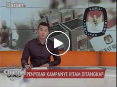 Berhasil Ditangkap! Penyebar Brosur Kampanye Hitam Fitnah Anies Sandi ini Dibayar 20juta