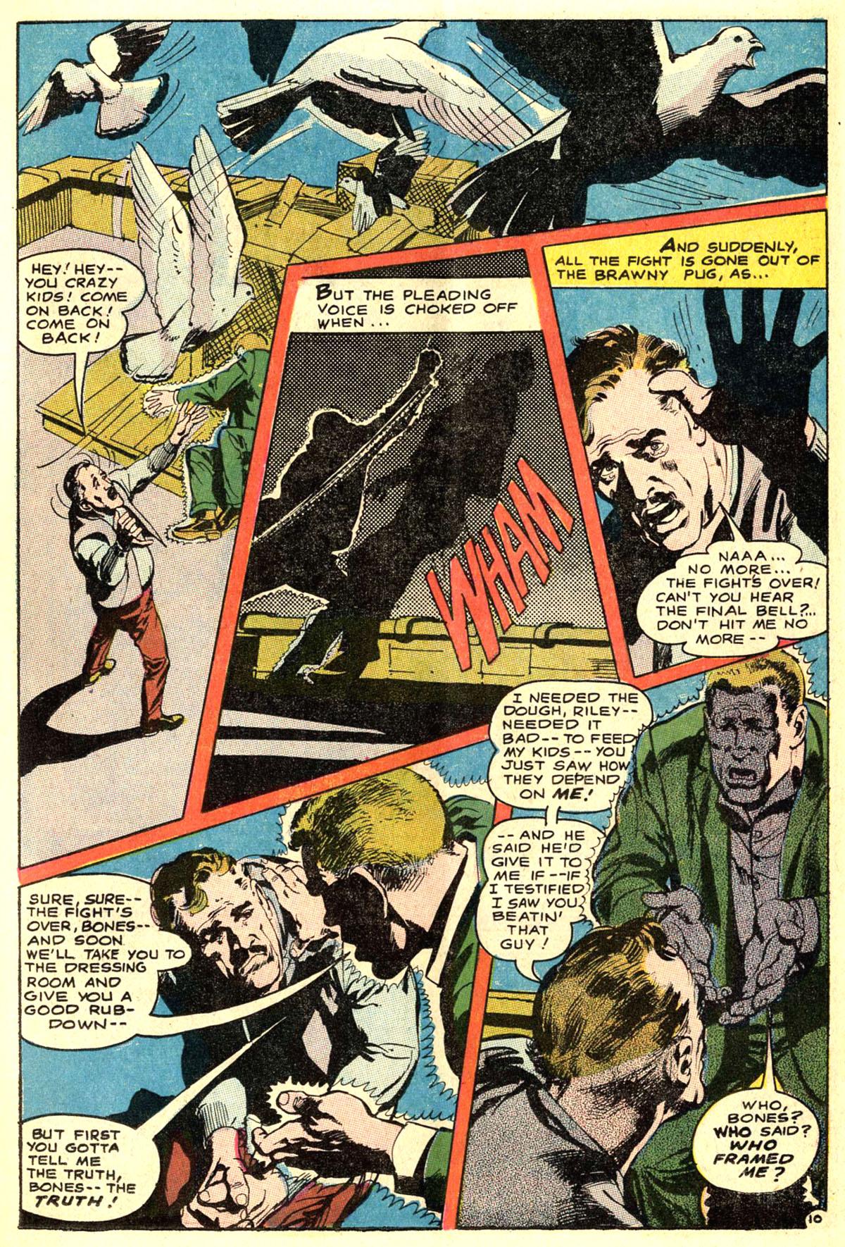 Strange Adventures (1950) issue 210 - Page 15