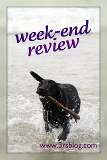 Week-End Review: Friday Fives, plus a quizzical bonus