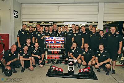 F1 Lotus
