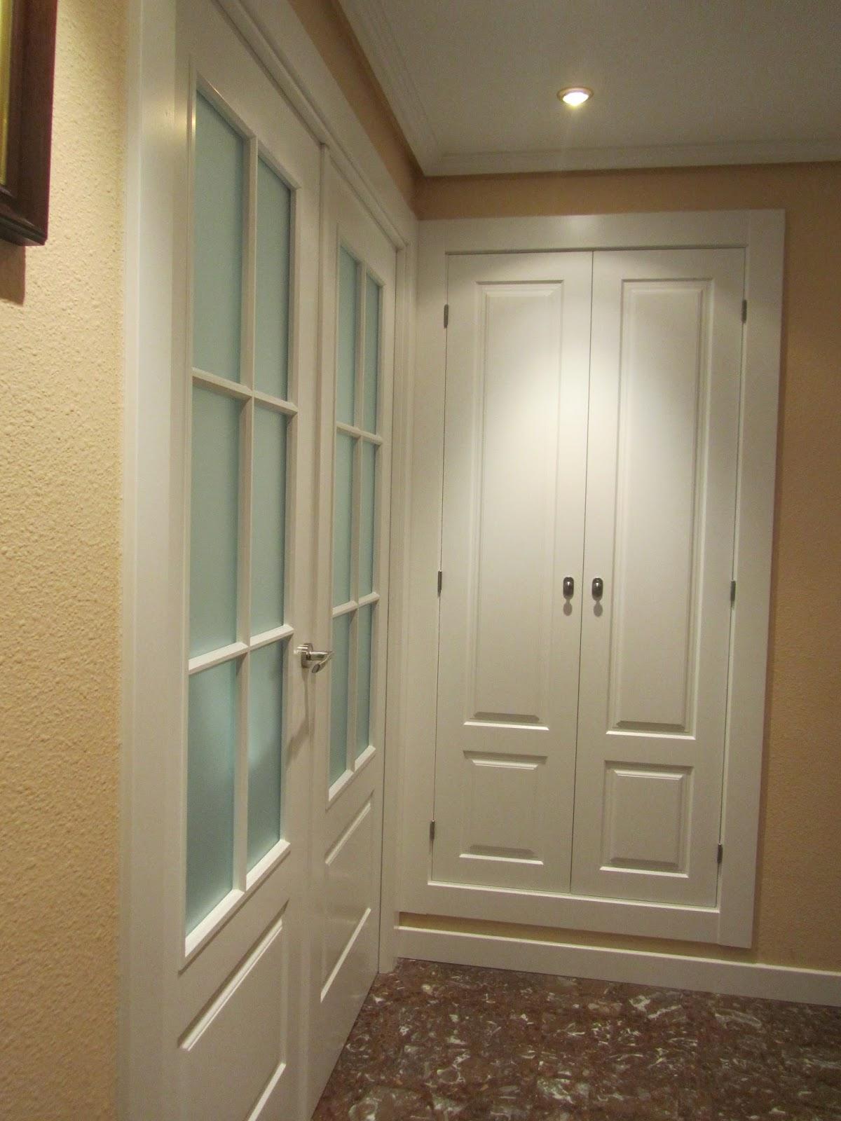 Puertas lozano reforma vivienda puertas lacadas blancas - Puertas lacadas blancas ...