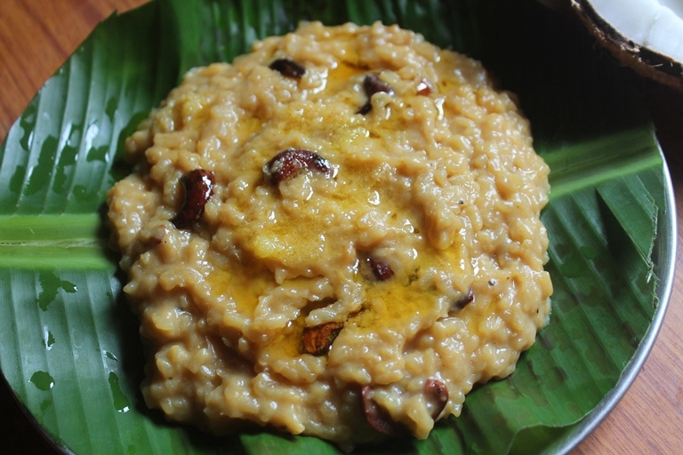 Image result for sweet pongal