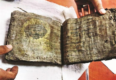 Ancient Syriac gilded Bible seized in Turkey