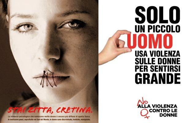Conosciuto Aforismario®: Violenza sulle Donne - Frasi contro il Femminicidio SU72