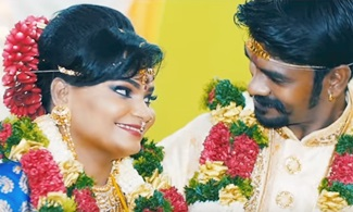 Malaysia dhanush Wedding Highlight Of Dr.Mathiaalagan & Shamini