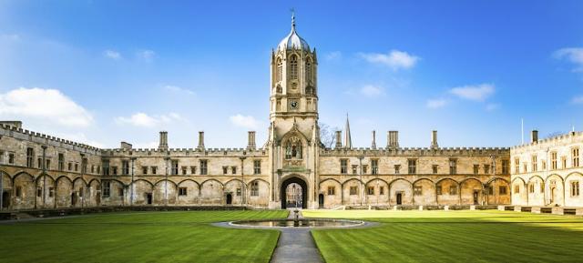 Обучение в Оксфорде, Учеба в Оксфорде