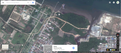 Bandar Bakau Situs Legenda Putri Tujuh