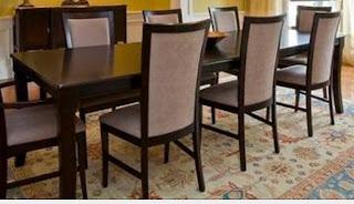 Fotos de Comedores: sillas de madera para comedor