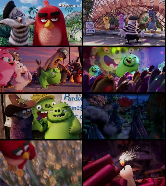 Angry Birds Movie 2016 English 720p WEBRip