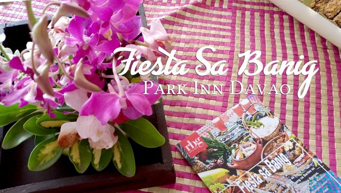 Park Inn Davao's Fiesta sa Banig this Kadayawan