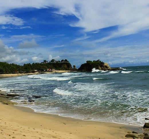 Pantai Klayar Wisata Pacitan