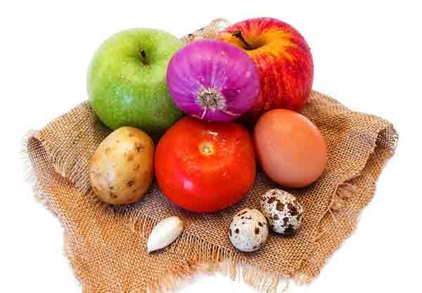 Manfaat Tomat dan Apel Bagi Paru-paru