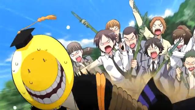 Segunda temporada de Ansatsu Kyoushitsu