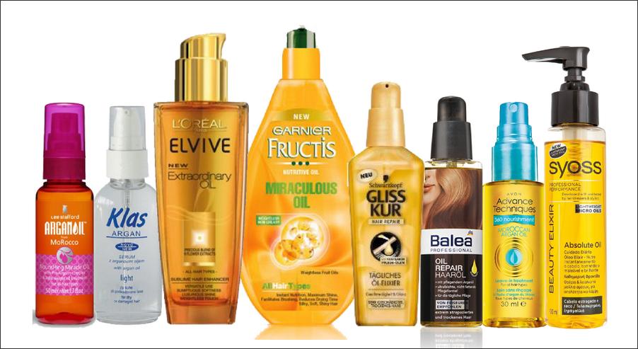 Hair Oils For Natural Hair