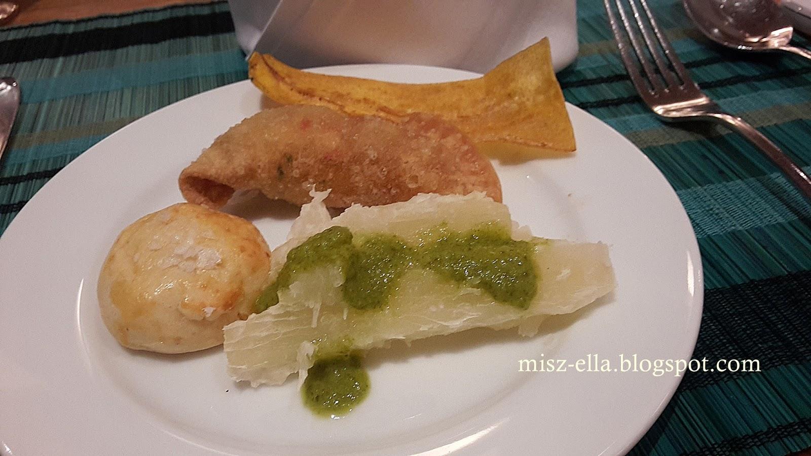 Venezuela gastronomic festival at pullman klcc ~ dari jari jari ...