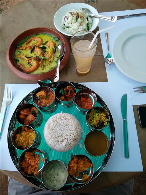 fort house restaurant food thali