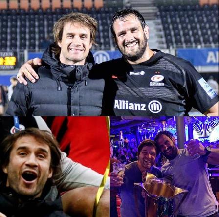 Figallo y Bosh campeones de Europa por tercera vez